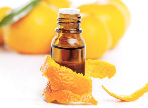 爽やかな天然オレンジの香り